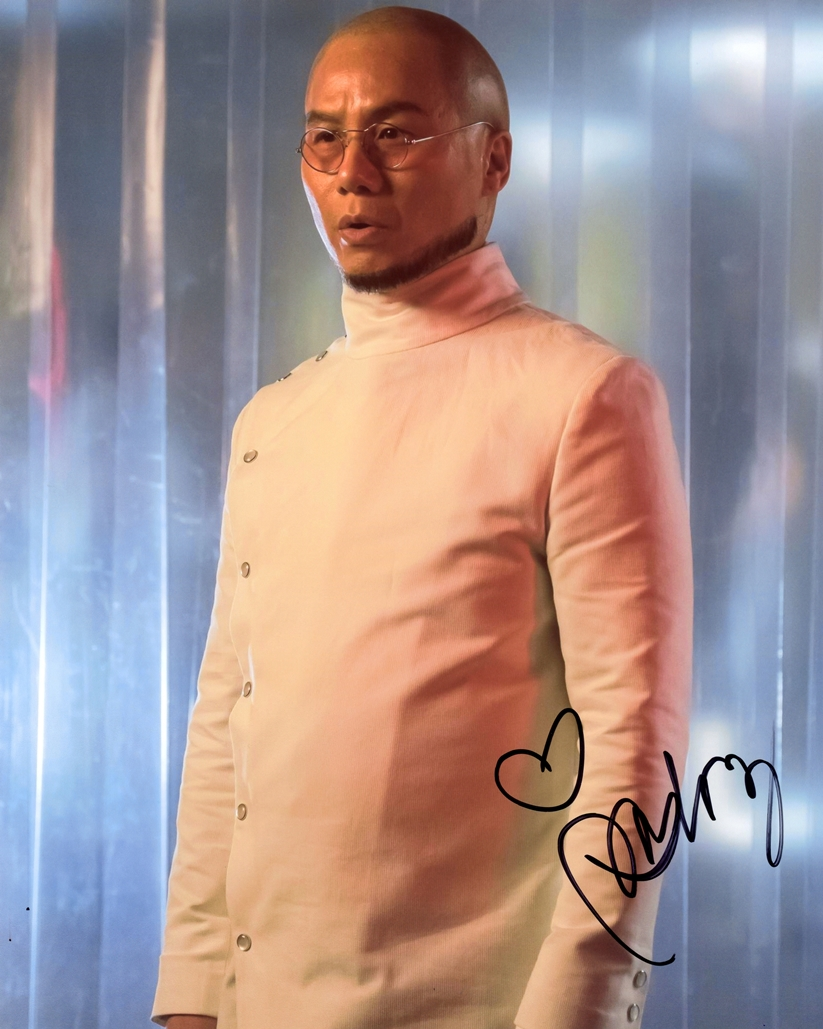 BD Wong Signed Photo