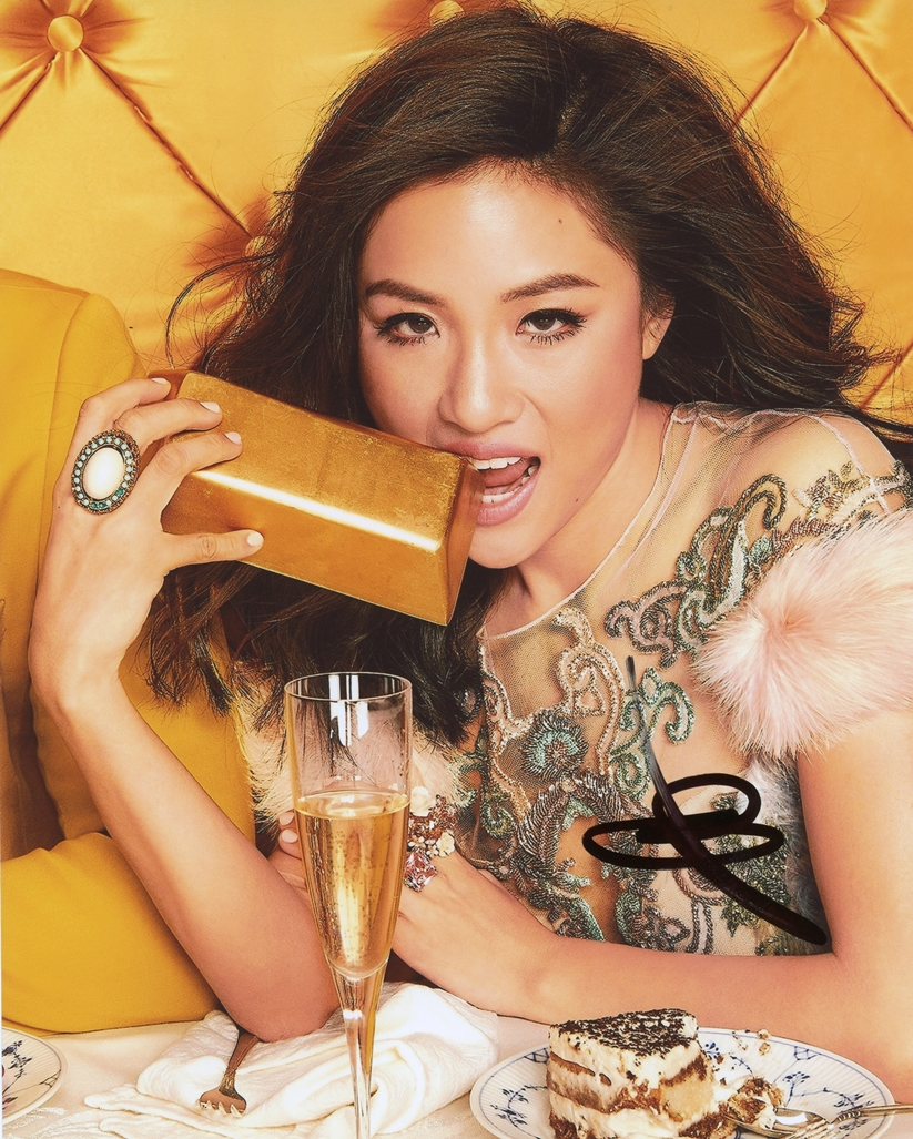 Constance Wu Signed Photo