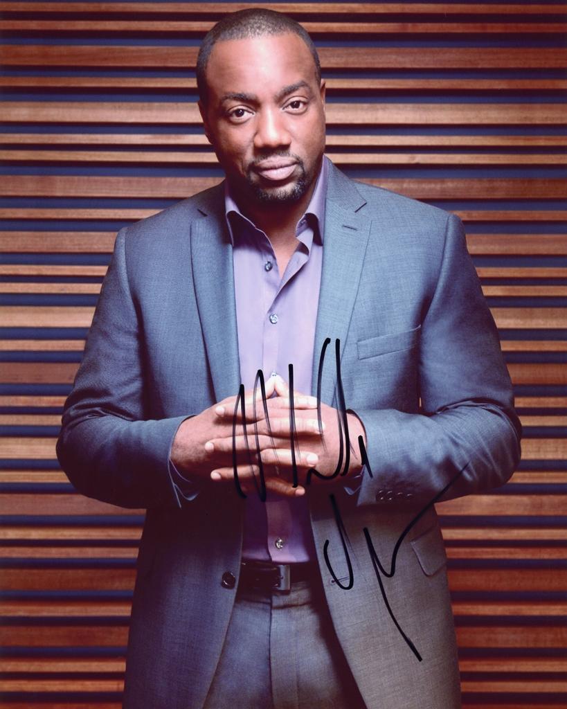 Malik Yoba Signed Photo