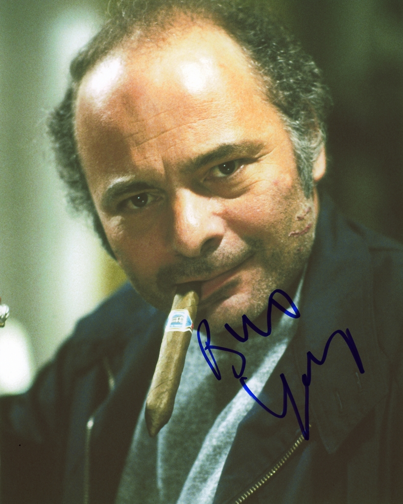 Burt Young Signed Photo