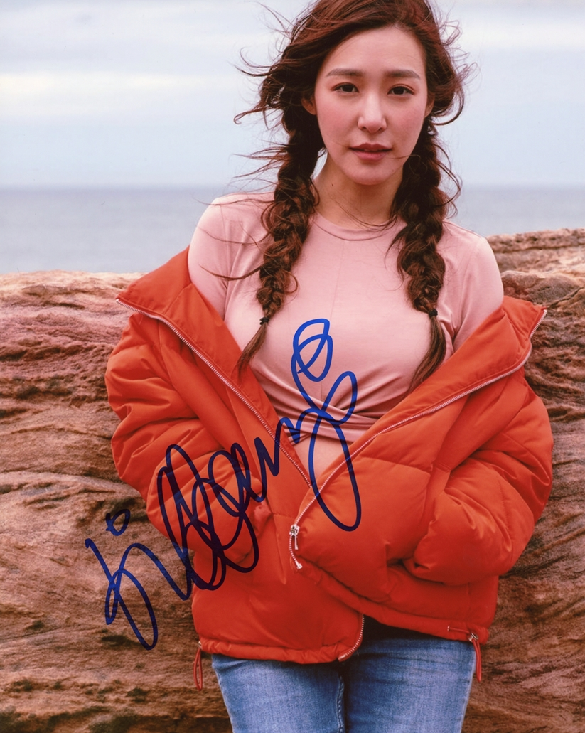 Tiffany Young Signed Photo