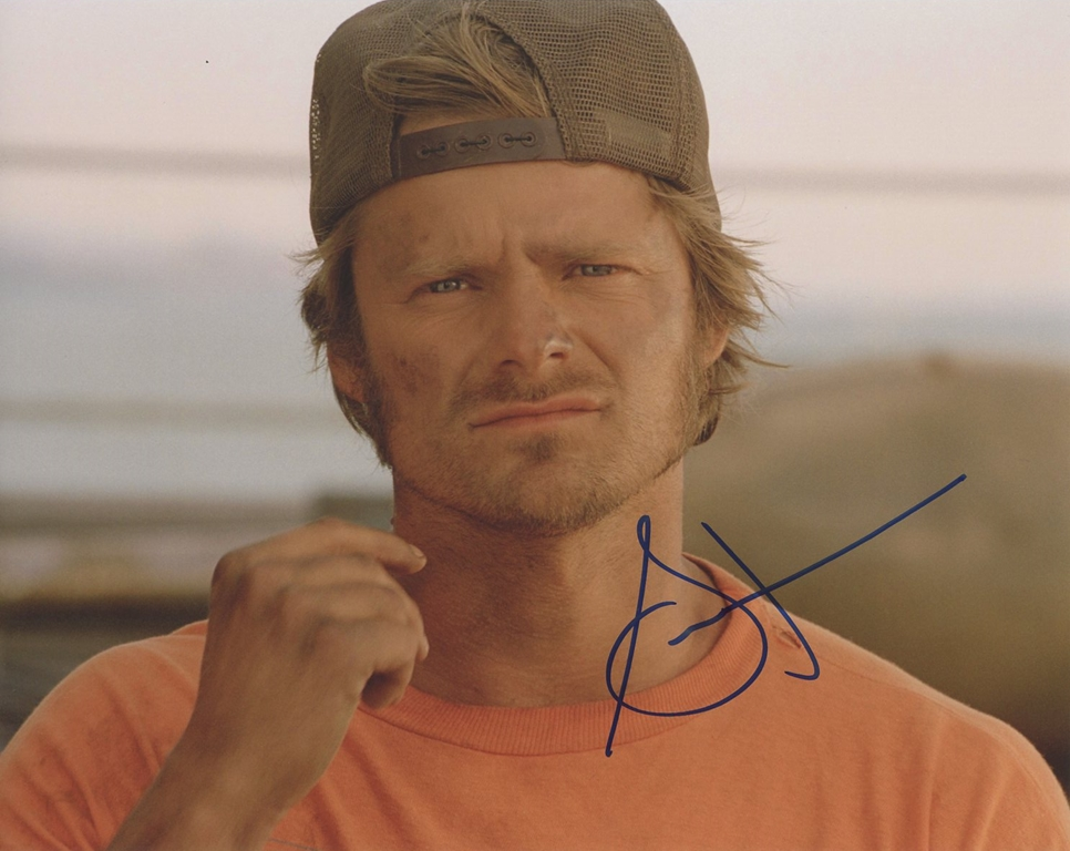 Steve Zahn Signed Photo