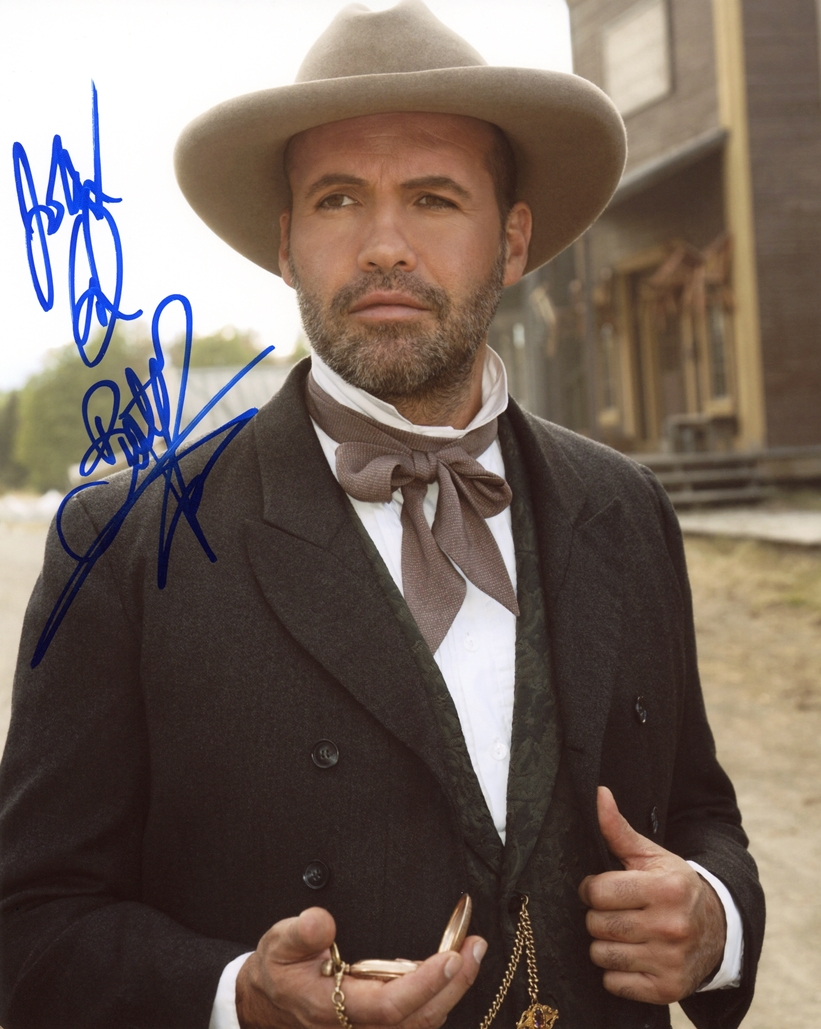 Billy Zane Signed Photo