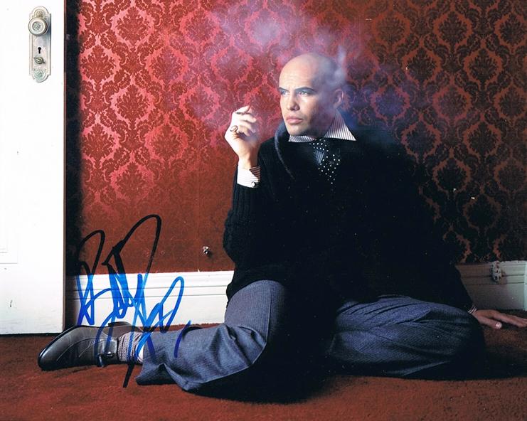 Billy Zane Signed Photo