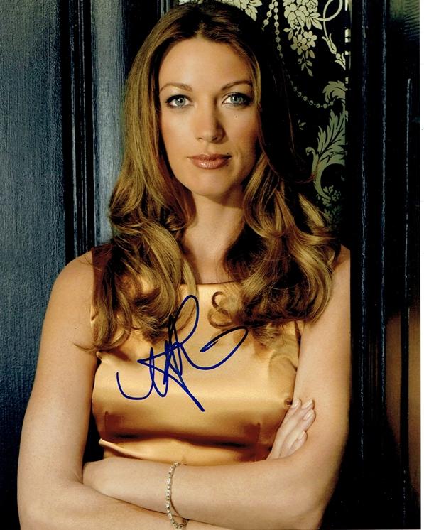 Natalie Zea Signed Photo