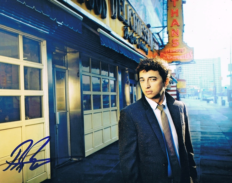 Benh Zeitlin Signed Photo