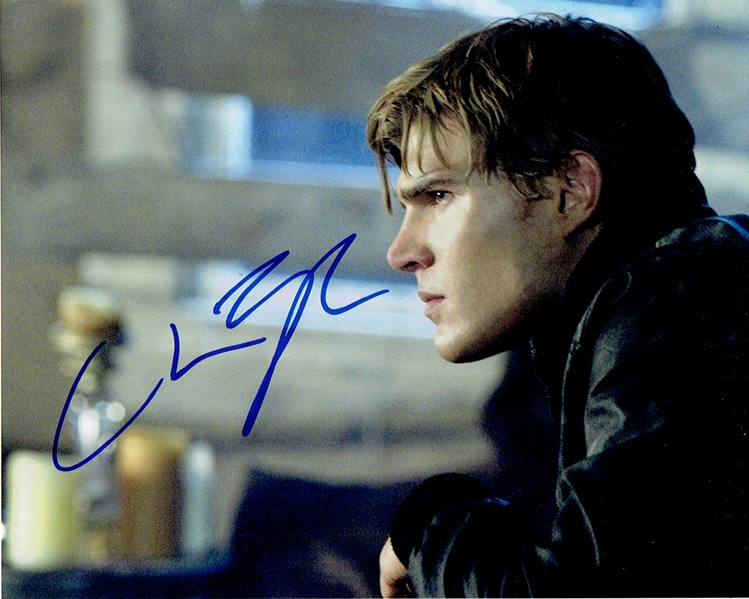 Chris Zylka Signed Photo